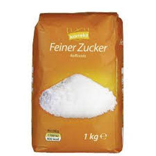 Korrekt Zucker 1kg